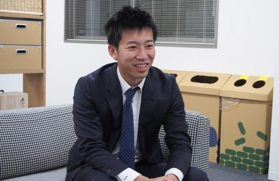「ニュースイッチ」に代表加藤へのインタビューが掲載されました。
