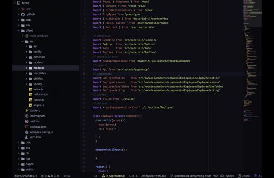 カオスになりがちなReact-Reduxのファイル構成をまとめた話
