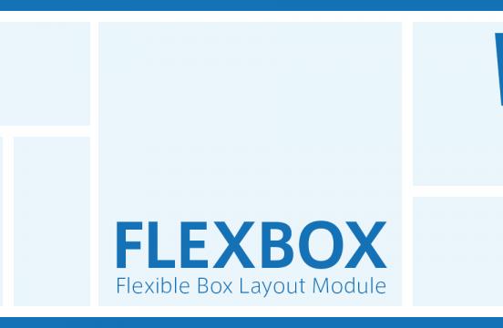 Flexbox を利用した Sinlge Page Application のレイアウト