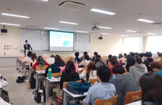 南山大学にて講義を行いました