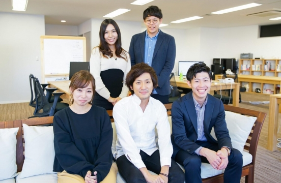 オフィス紹介メディアIBASHOに<br>東京支社オフィスが紹介されました。