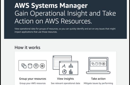 AWS Systems Managerでセキュアでシンプルな運用を簡単に実現